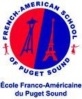 French American School logo