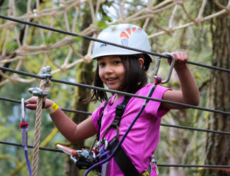 Northwest Trek Zip Wild