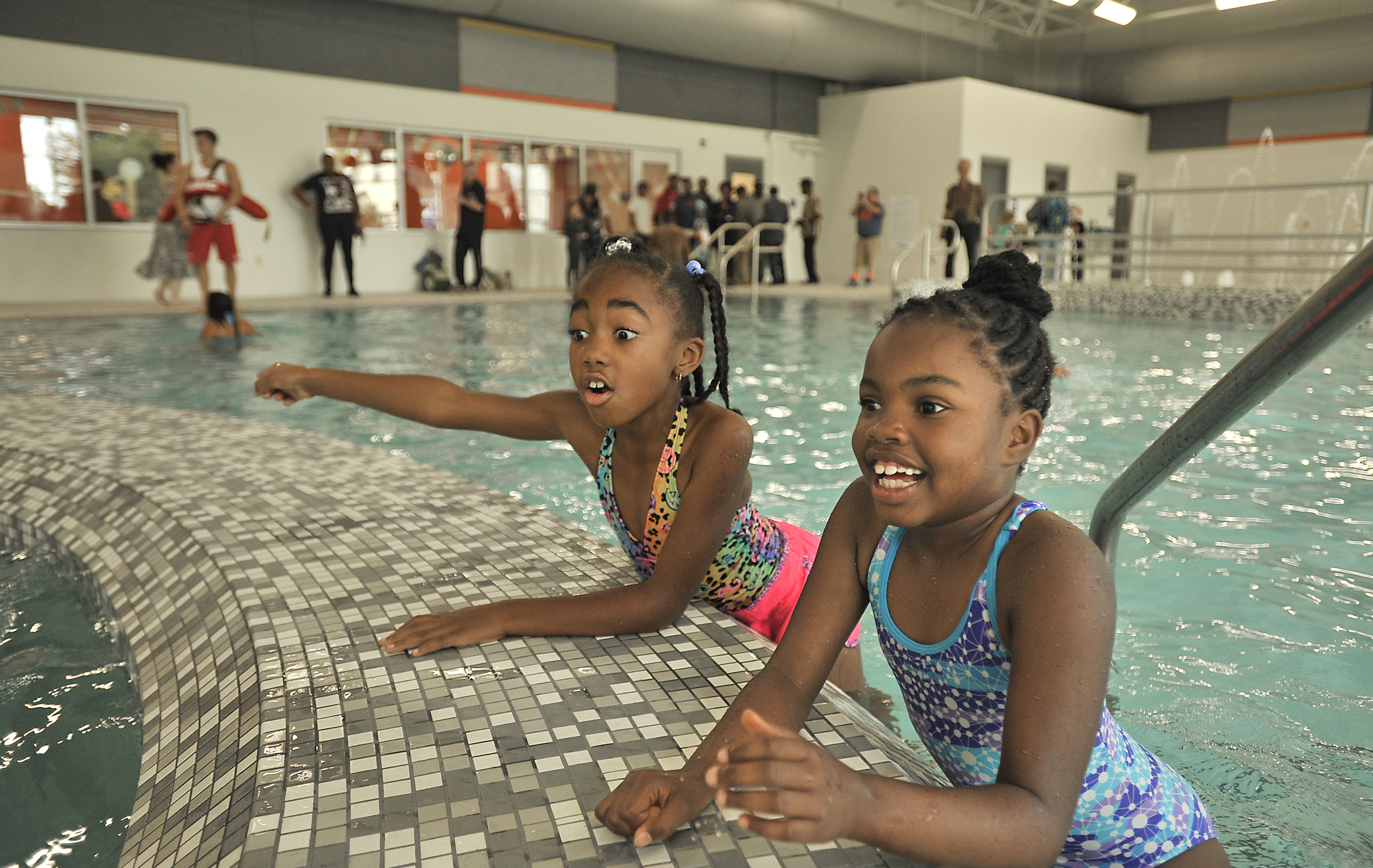 Swimming In Seattle Insider S Guide To Kid Friendly