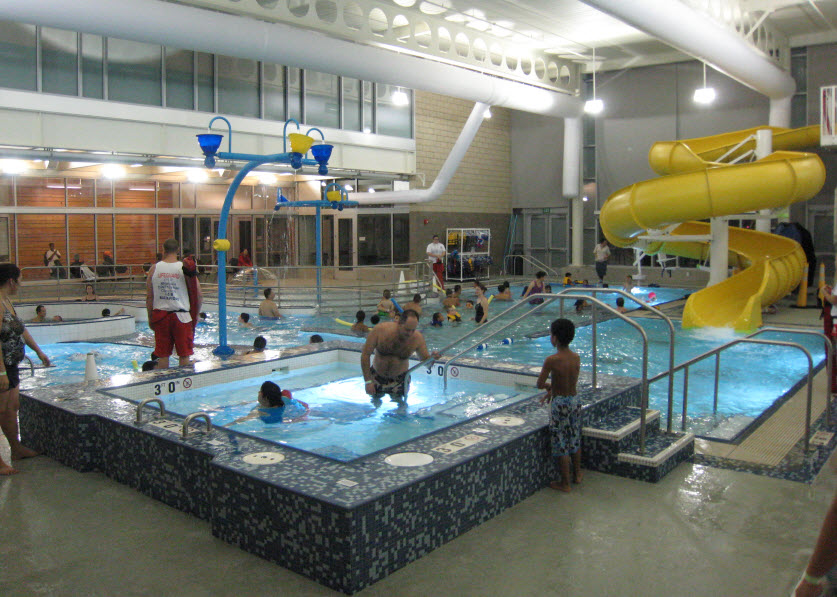 Rainier Beach Pool. Photo Credit: Sharon Chang