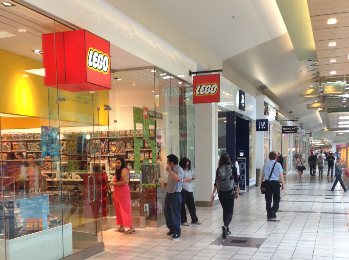 6 Spots For Lego Fun And Parties In Greater Seattle