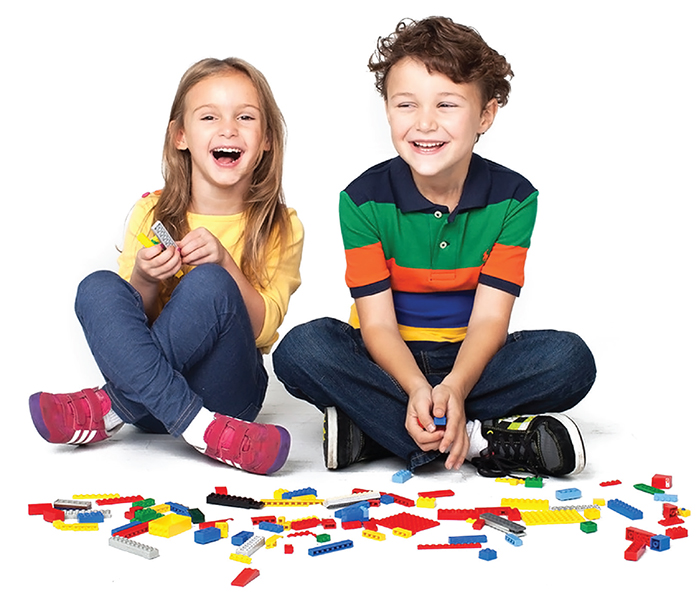 Image result for kids playing with lego