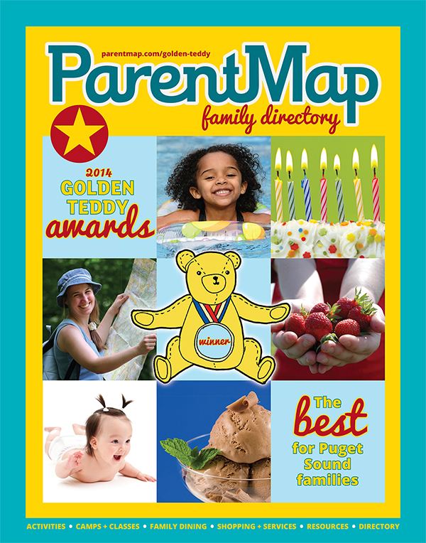 2014 Golden Teddy/Family Directory Issue