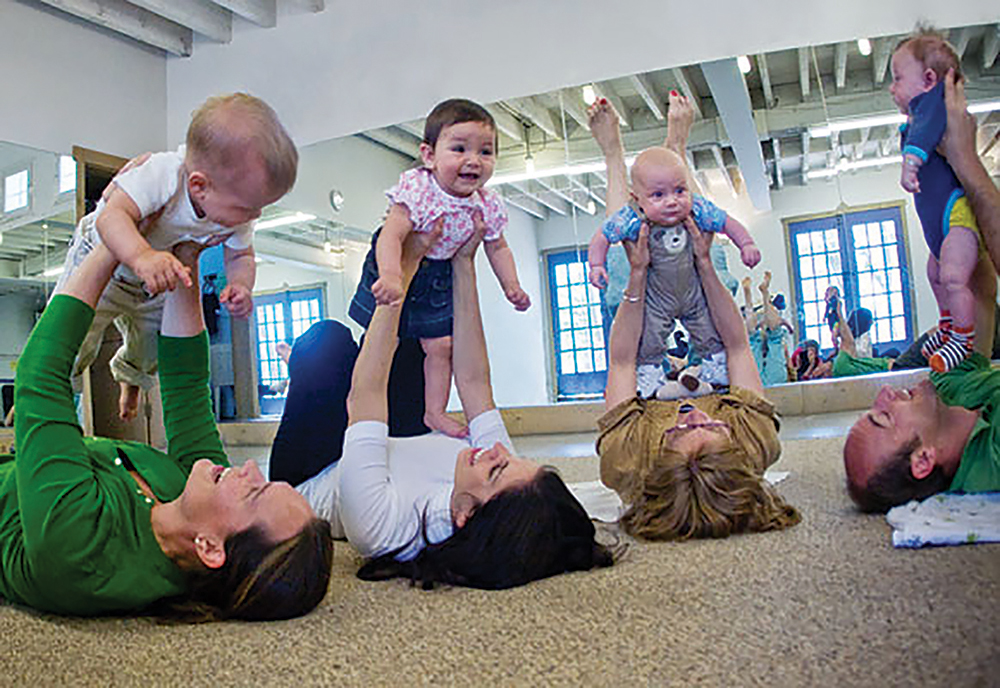 Infant + Toddler Classes