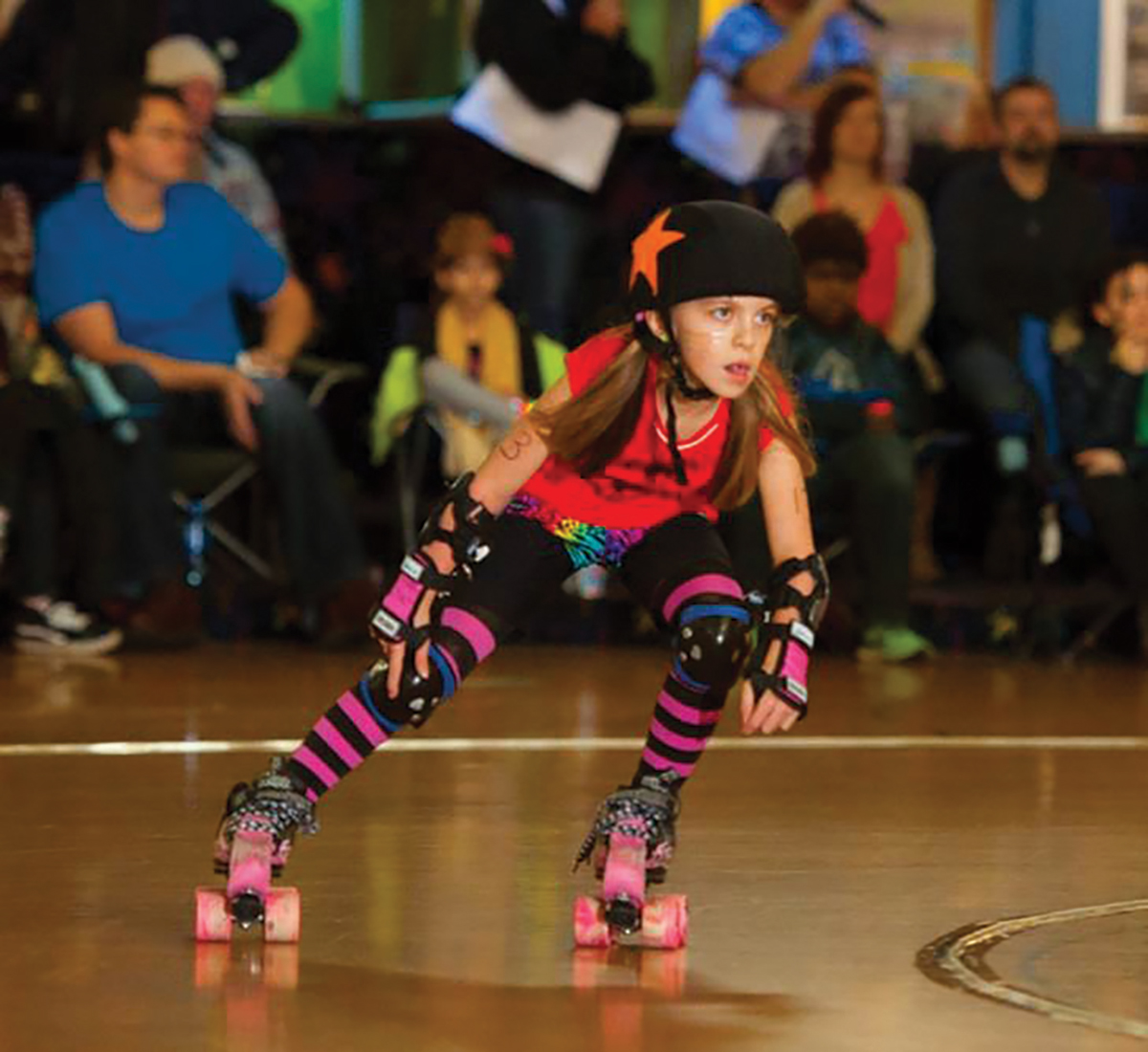 Junior roller derby