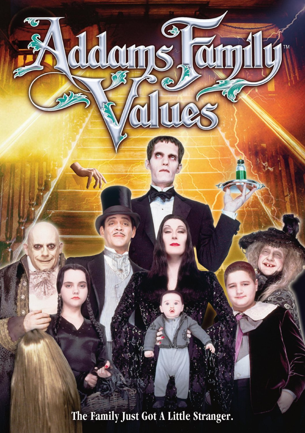 summer camp movies for kids and families addams family values