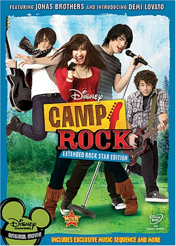 summer camp movies for kids and families camp rock disney