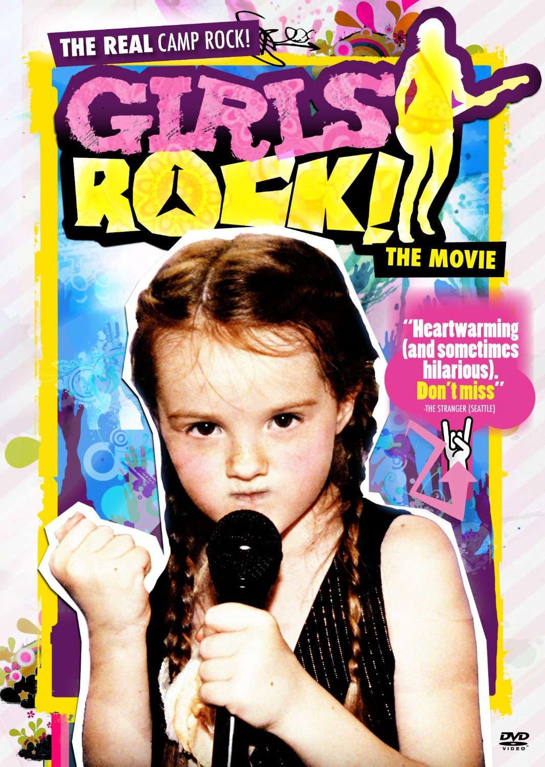 summer camp movies for kids and families girls rock documentary