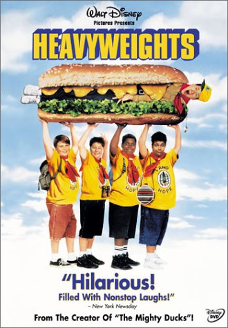 summer camp movies for kids and families heavyweights