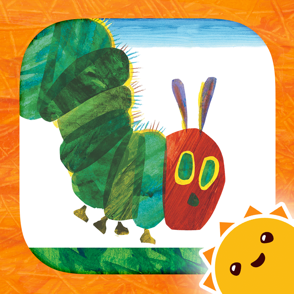 very hungry caterpillar ipad app