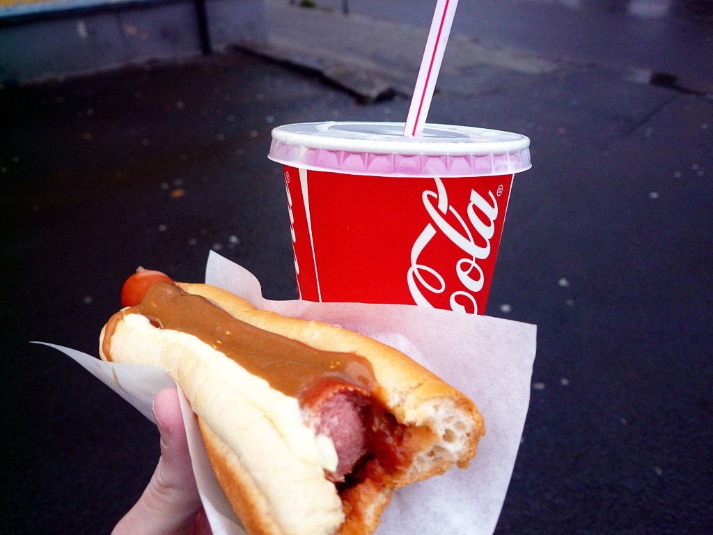 Bæjarins Beztu Pylsur best hot dog in town in iceland