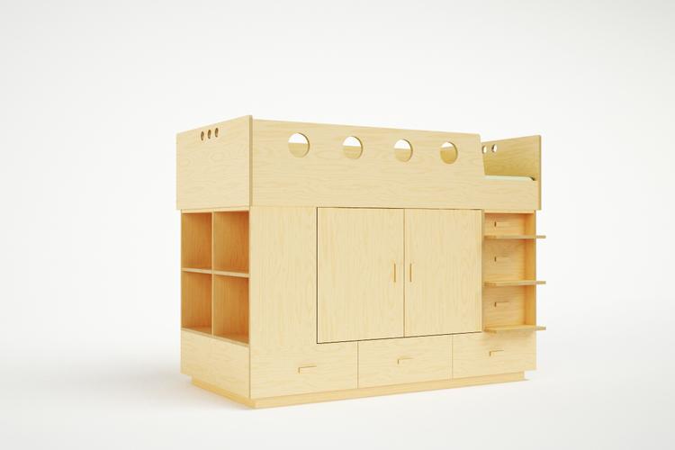 casa kids dumbo storage bed casa kids nursery furniture