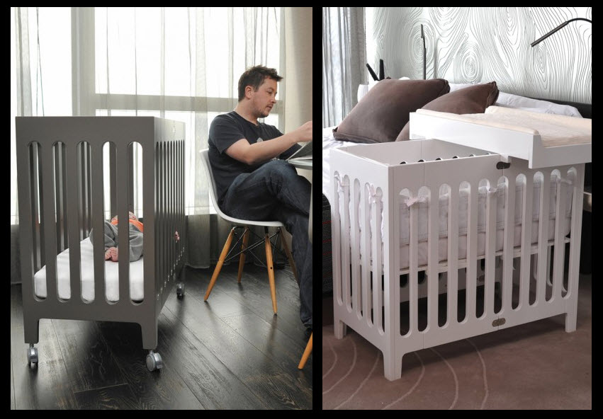 Noah Cradle By Vanjoost Roll Woodly