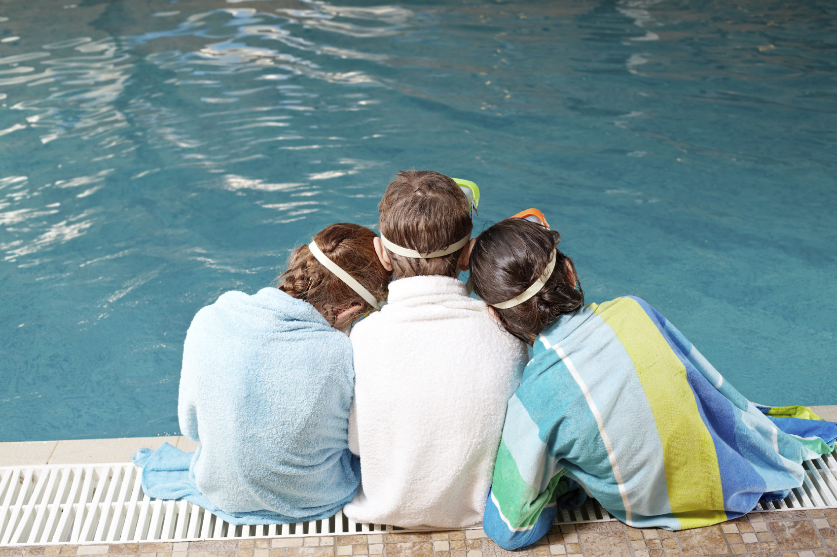 preventing drowning and secondary drowning at the swimming pool