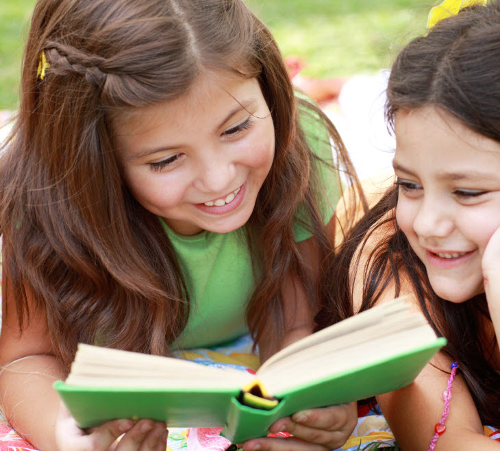 Sharing Stories: Starting a Kids' Activity-Based Book Club ...