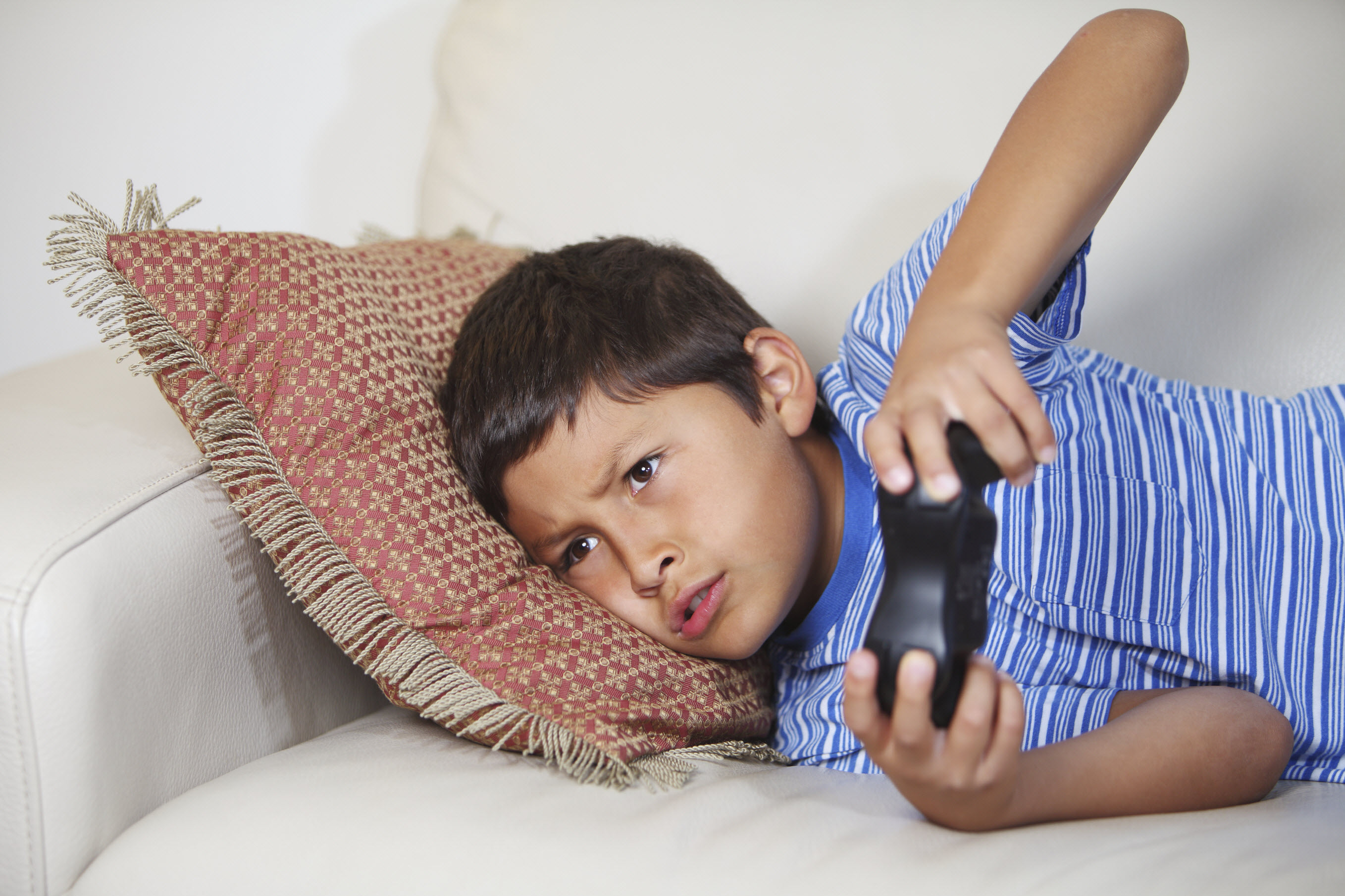 Please No More Video Games Today Parentmap
