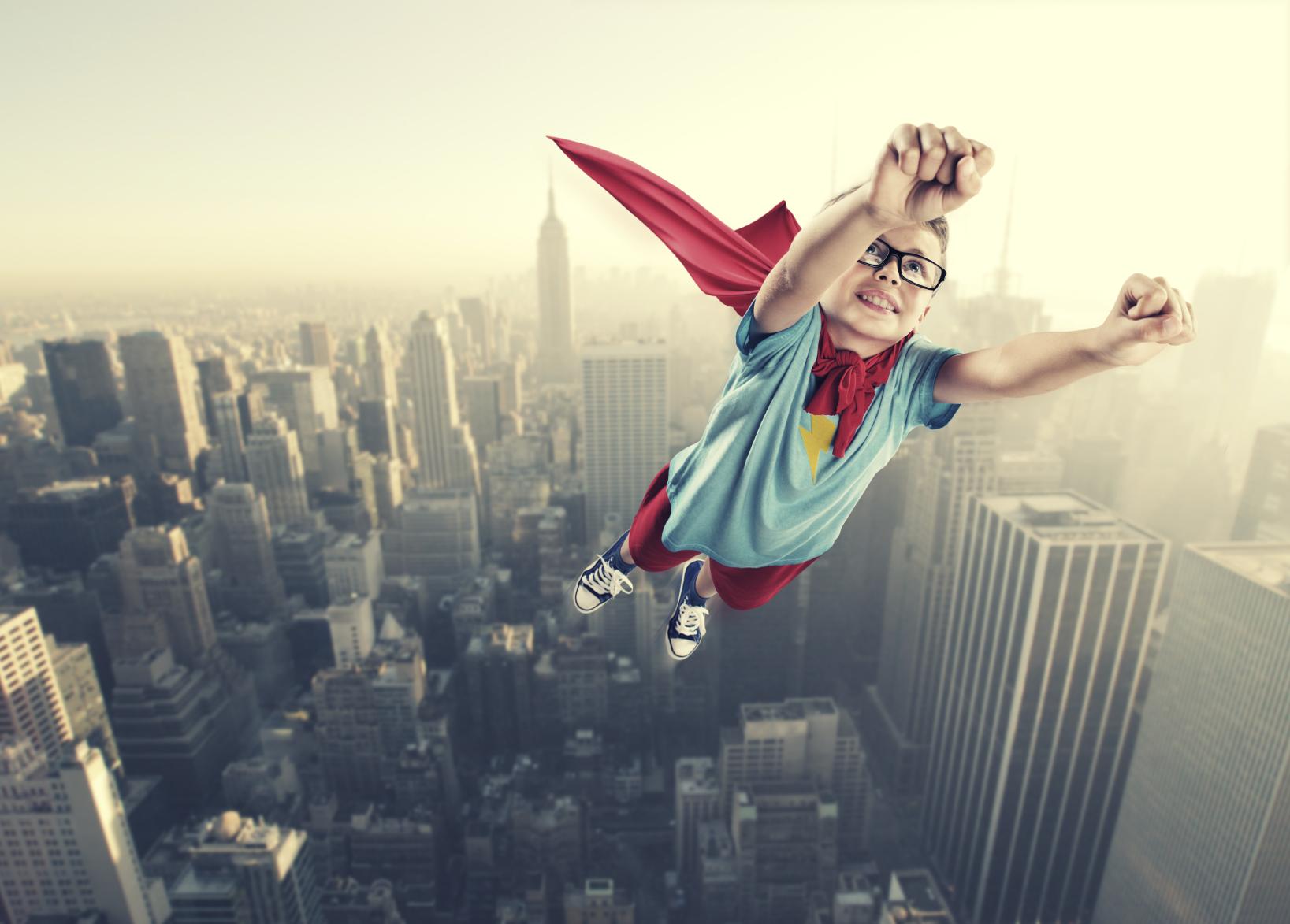 Save Our Superheroes | ParentMap