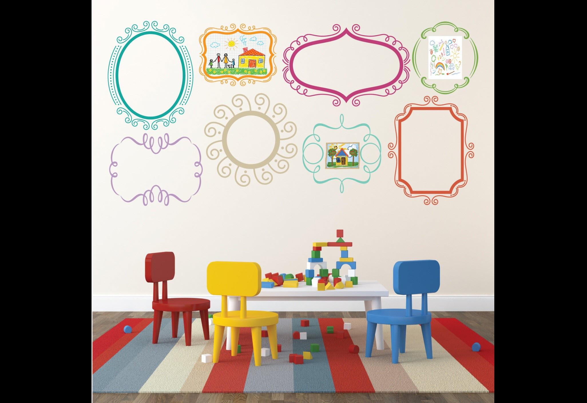 12 Creative Ways to Display and Preserve Kids\' Artwork | ParentMap