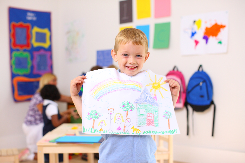 12 Creative Ways To Display And Preserve Kids Artwork Parentmap