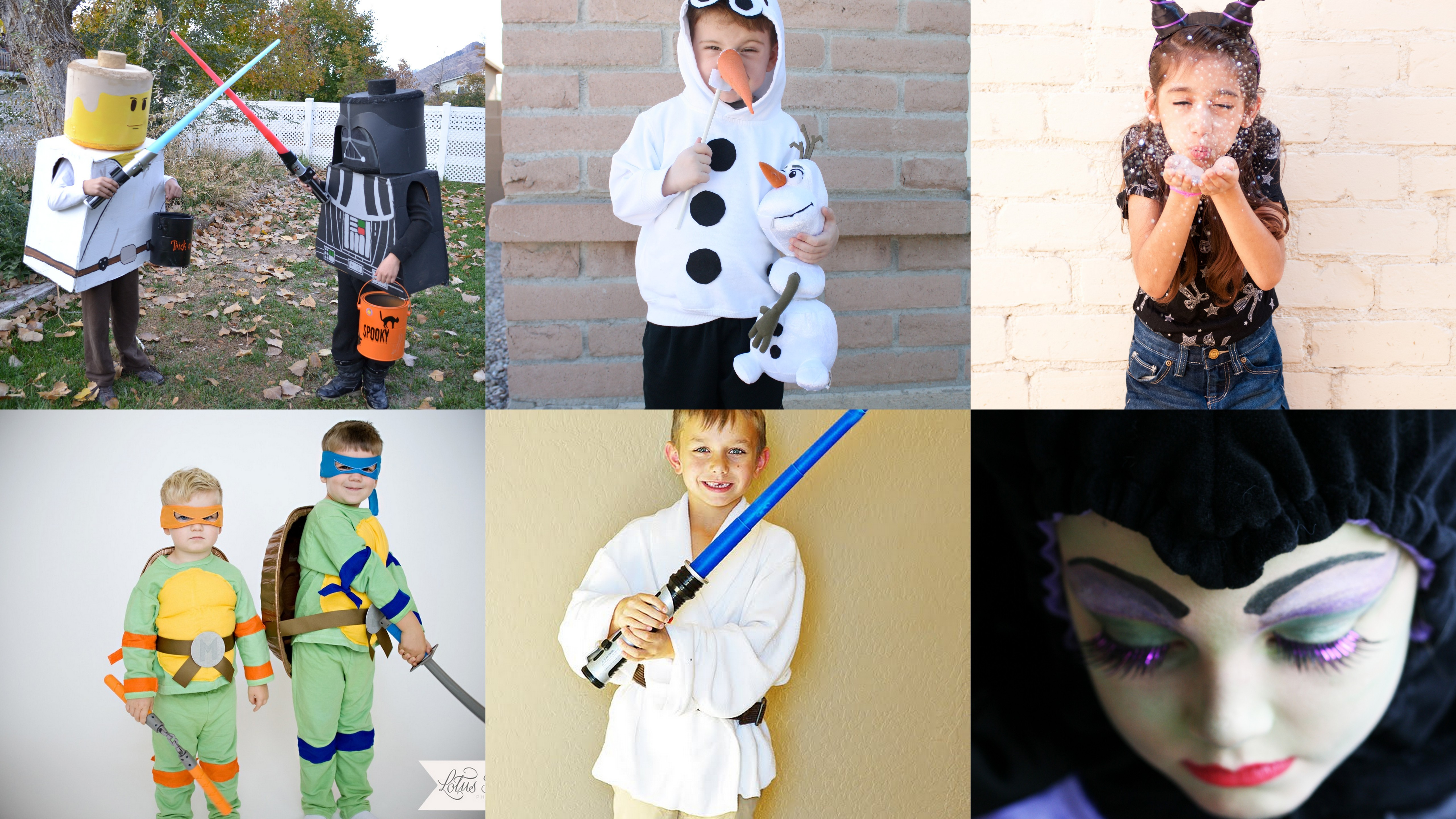 From 39 pokemon 39 to 39 star wars 39 20 diy halloween costumes for Homemade halloween costumes for kids
