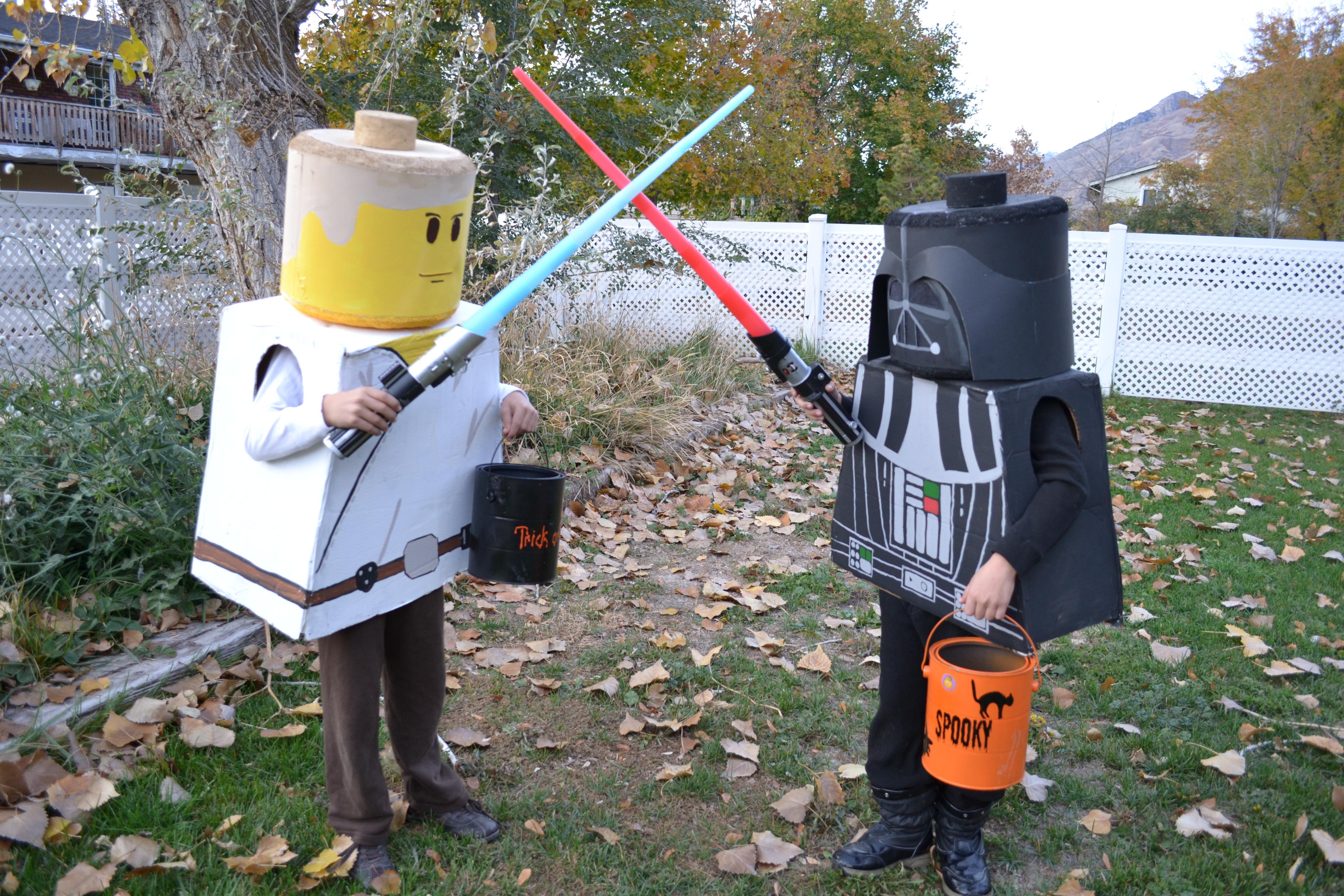 From Pokemon To Star Wars 20 Diy Halloween Costumes