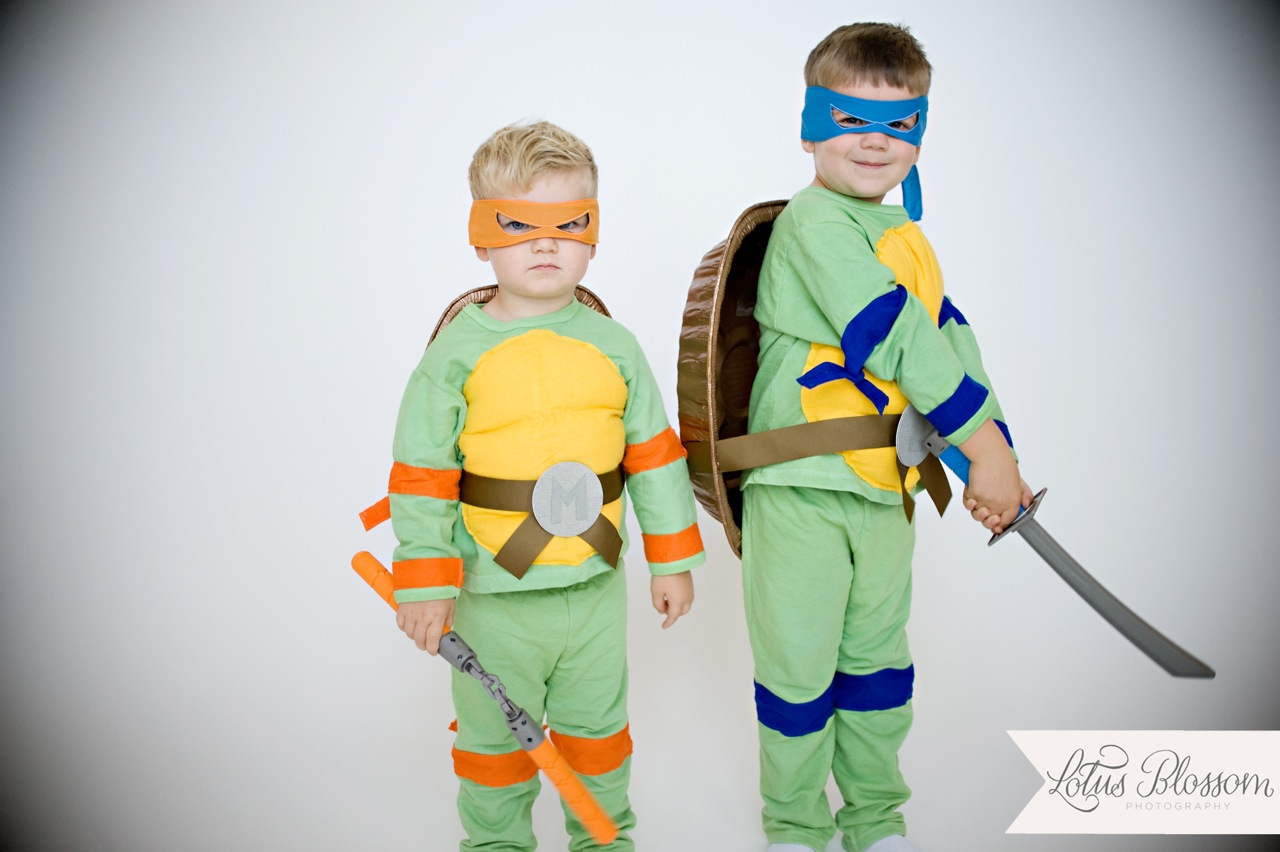 From pokemon to star wars 20 diy halloween costumes every kid teenage mutant ninja turtles costumes solutioingenieria Gallery