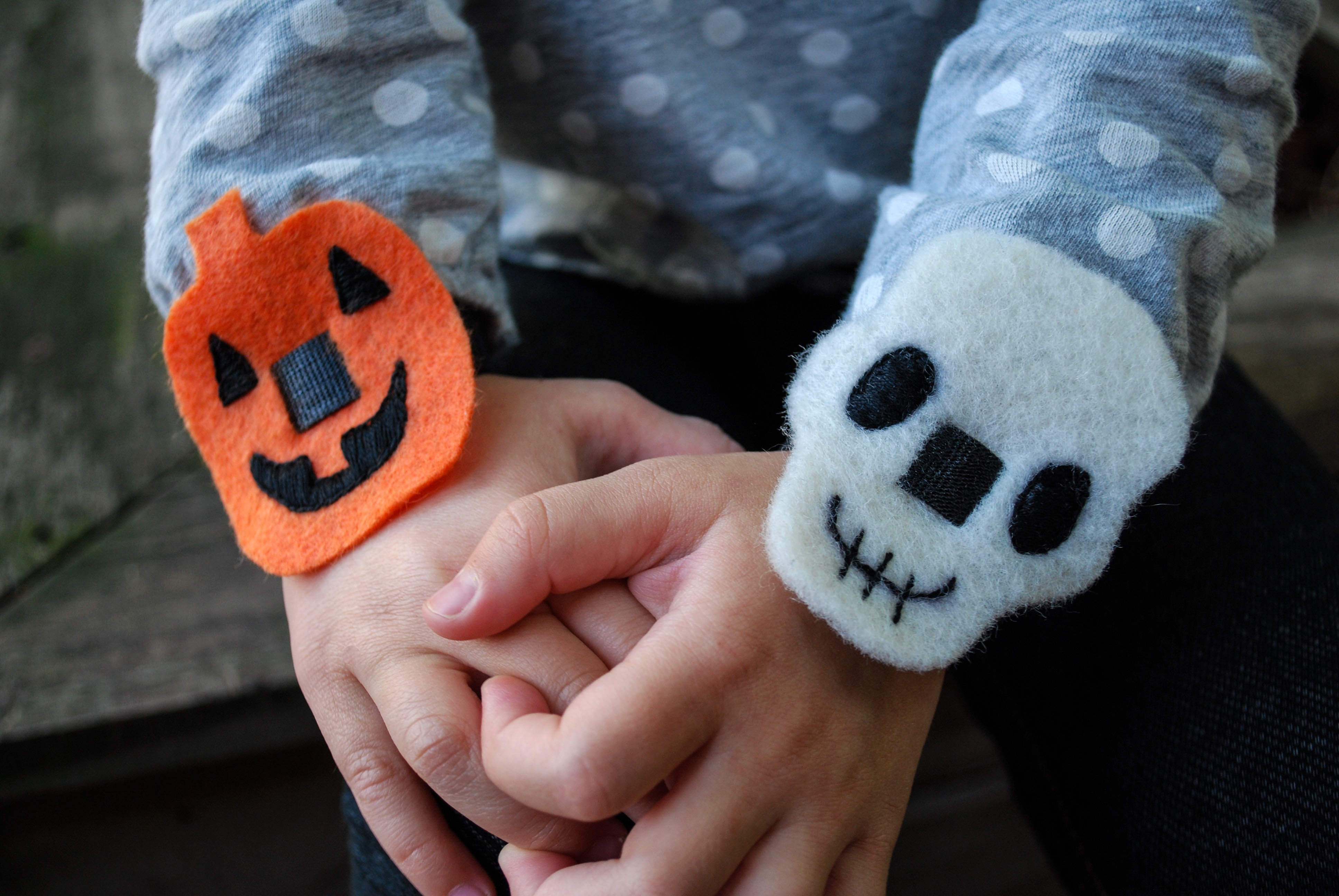 11 Fun + Easy Pumpkin and Halloween Crafts to Do with Your Kids ...