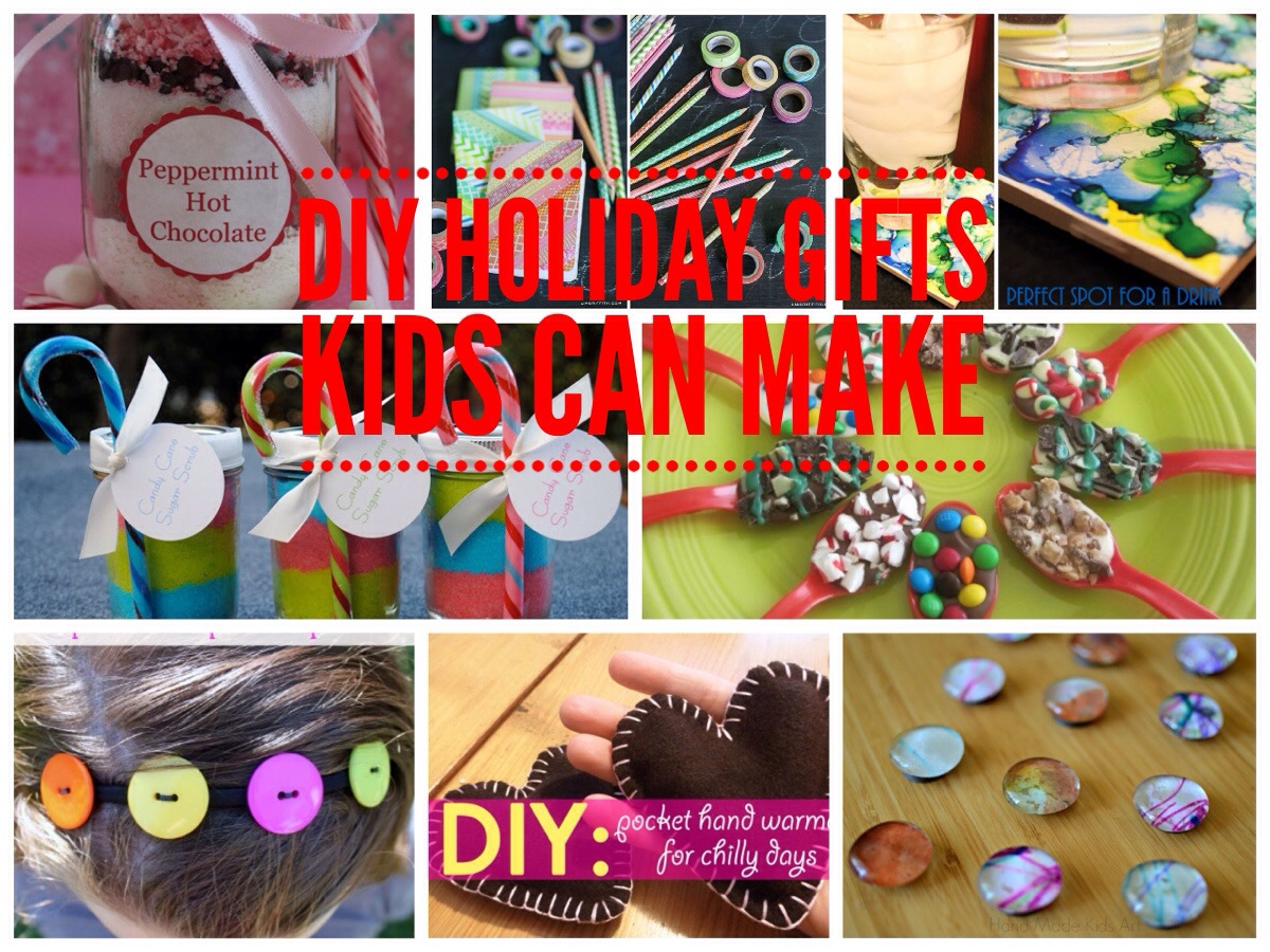 Simple DIY Gifts Kids Can Make for the Holidays | ParentMap