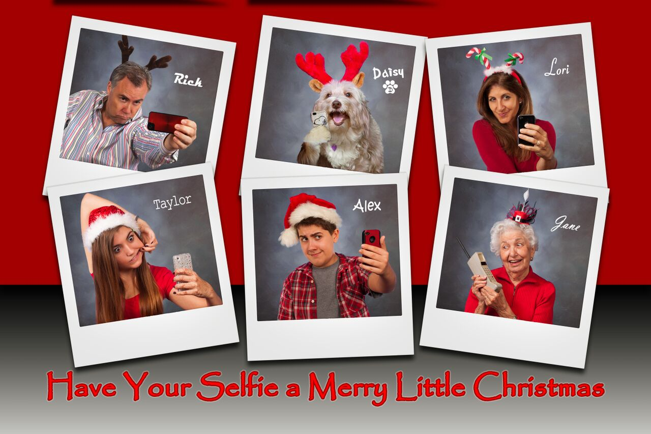 Fun And Creative Holiday Cards Family Photo Ideas