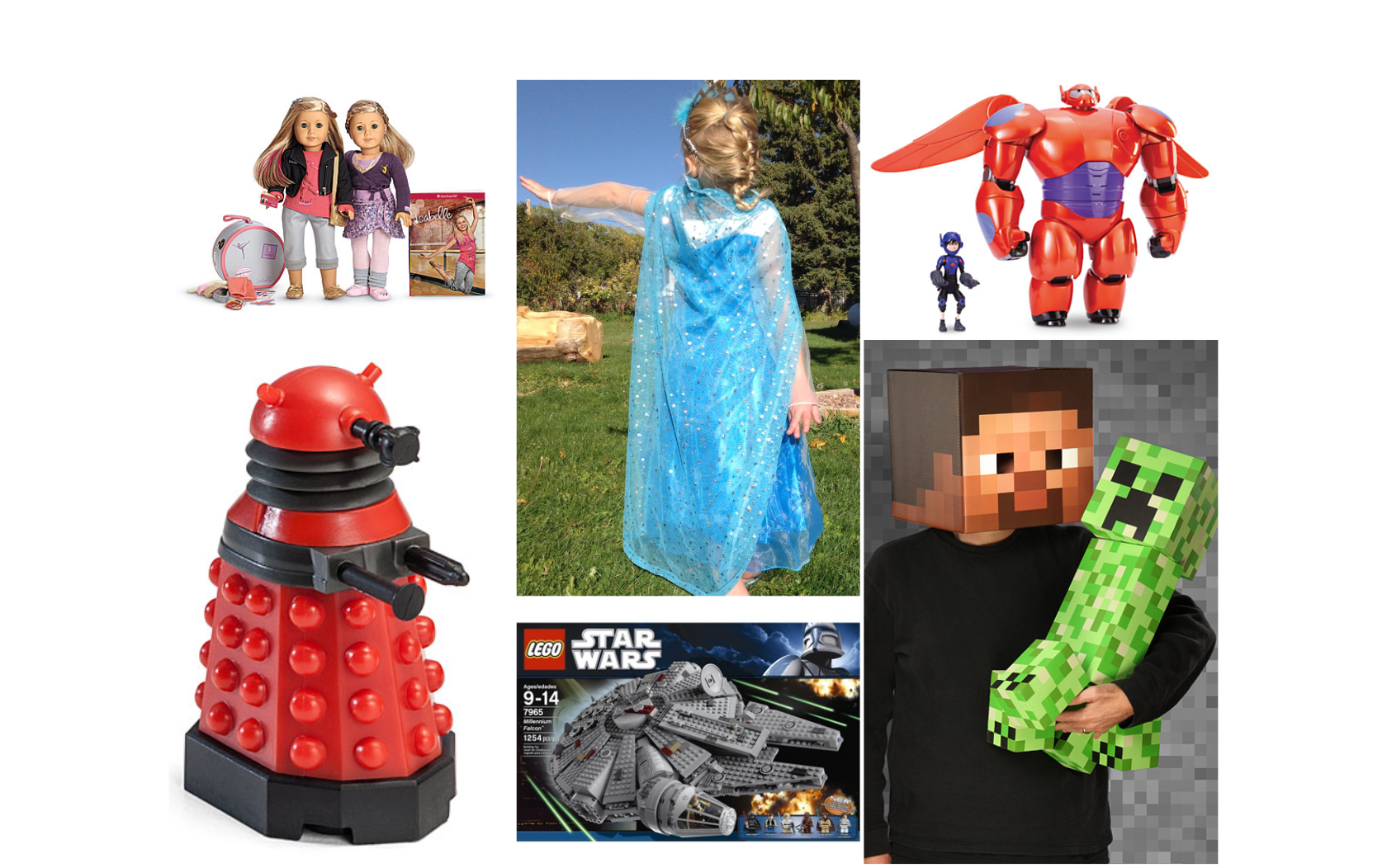 Popular Themed Gift Ideas for Kids