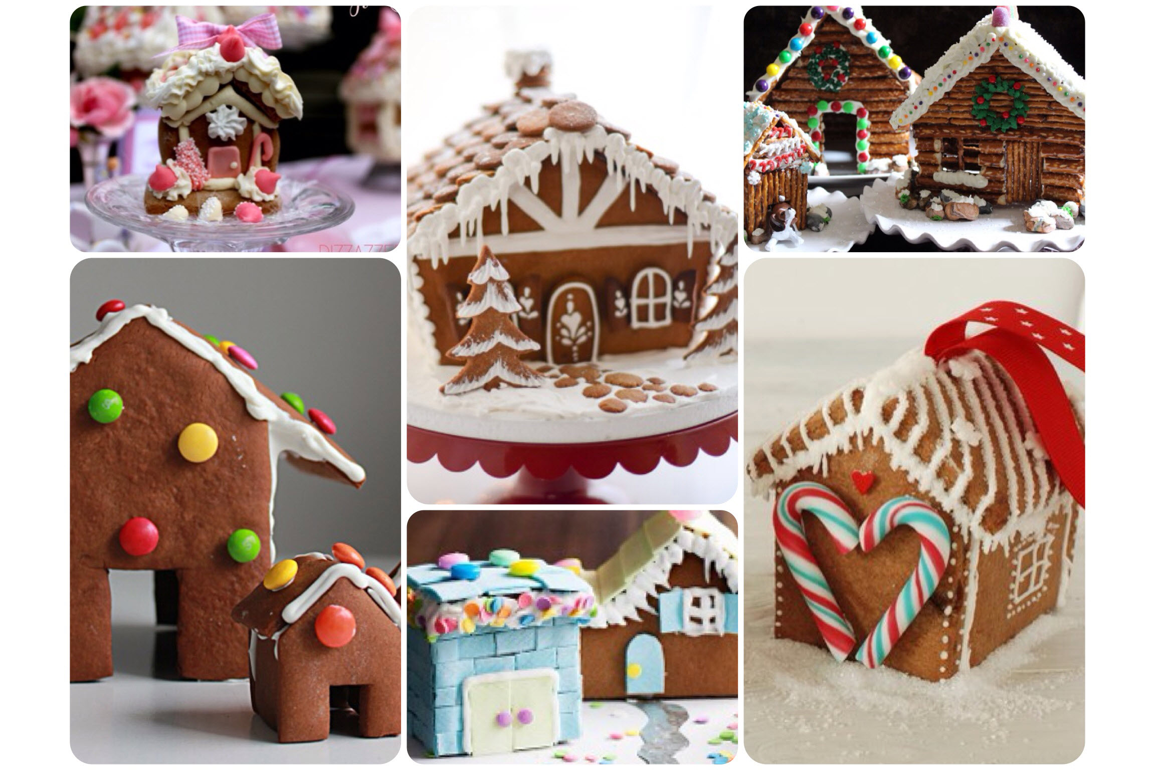 10 awesome gingerbread house ideas parentmap 10 awesome gingerbread house ideas solutioingenieria Choice Image