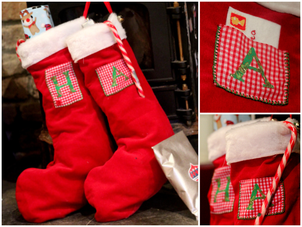 Photo credit Little Button Diaries & 9 Handmade Christmas Stocking Ideas | ParentMap