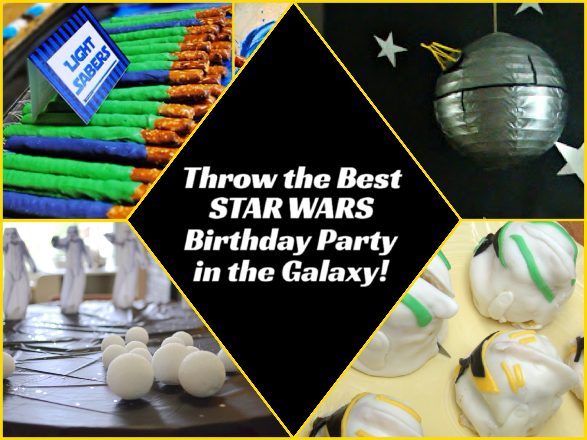 Star Wars Birthday Decorations Instadecorus