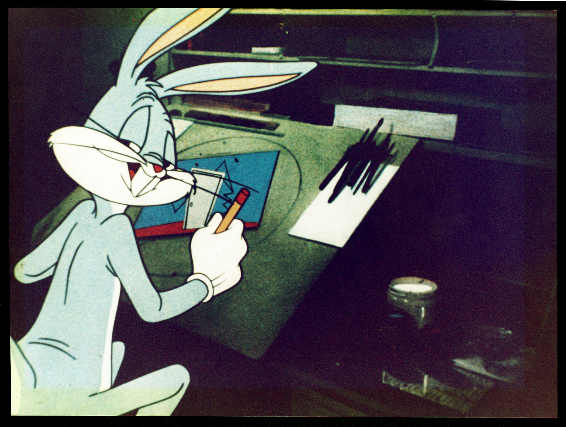 Courtesy of The Chuck Jones Center for Creativity Looney Tunes Characters © & TM Warner Bros.