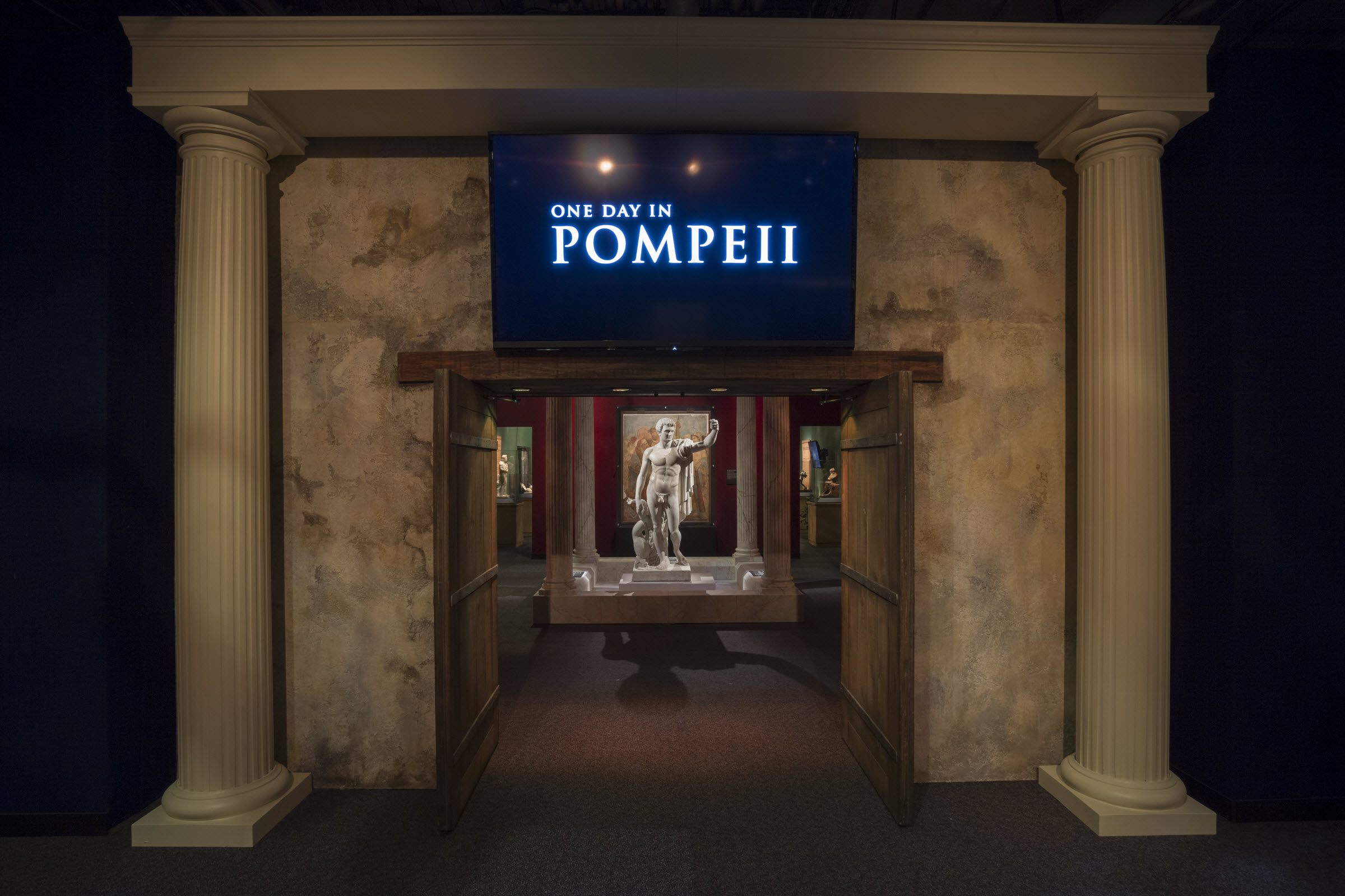 Cougar Life Review >> Life, Death and Volcanoes: Review of 'Pompeii: The Exhibition' at Pacific Science Center | ParentMap