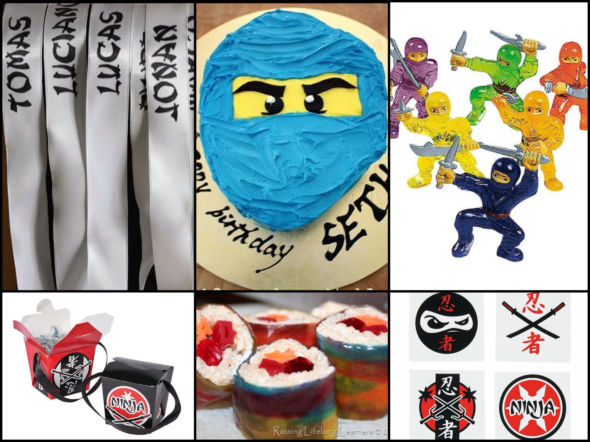 Gmail ninja theme - What Kid Doesn T Dream Of Being A Ninja Warrior Whether Your Birthday Kid Enjoys The Lego Ninjago Series Or Just Likes Martial Arts And Ninjas