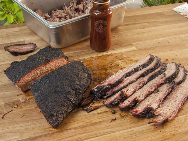 Campfire BBQ. Photo courtesy of Campfire BBQ website