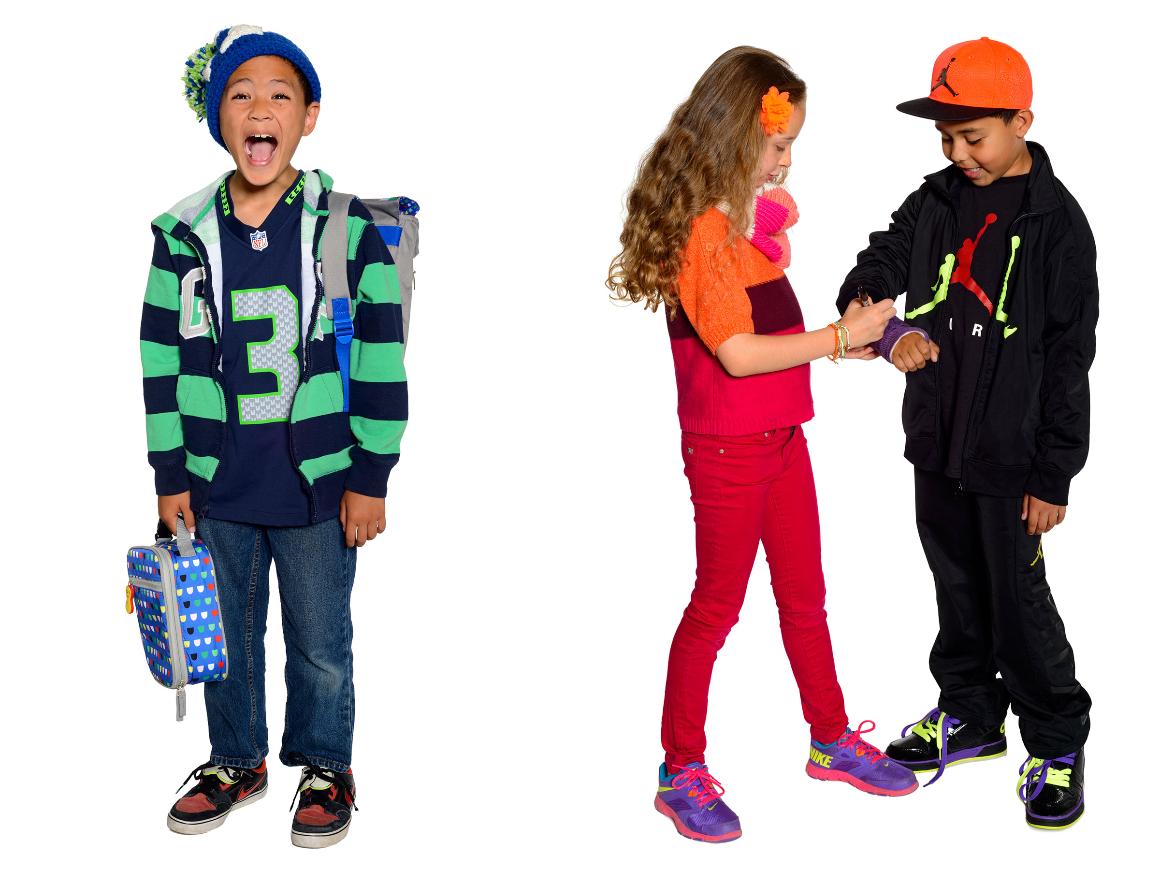 New Kids Fashion Trend