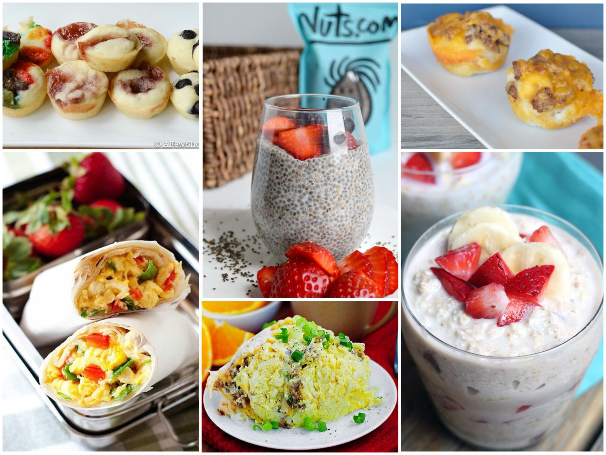 12 On The Go Breakfasts For Busy School Mornings Parentmap
