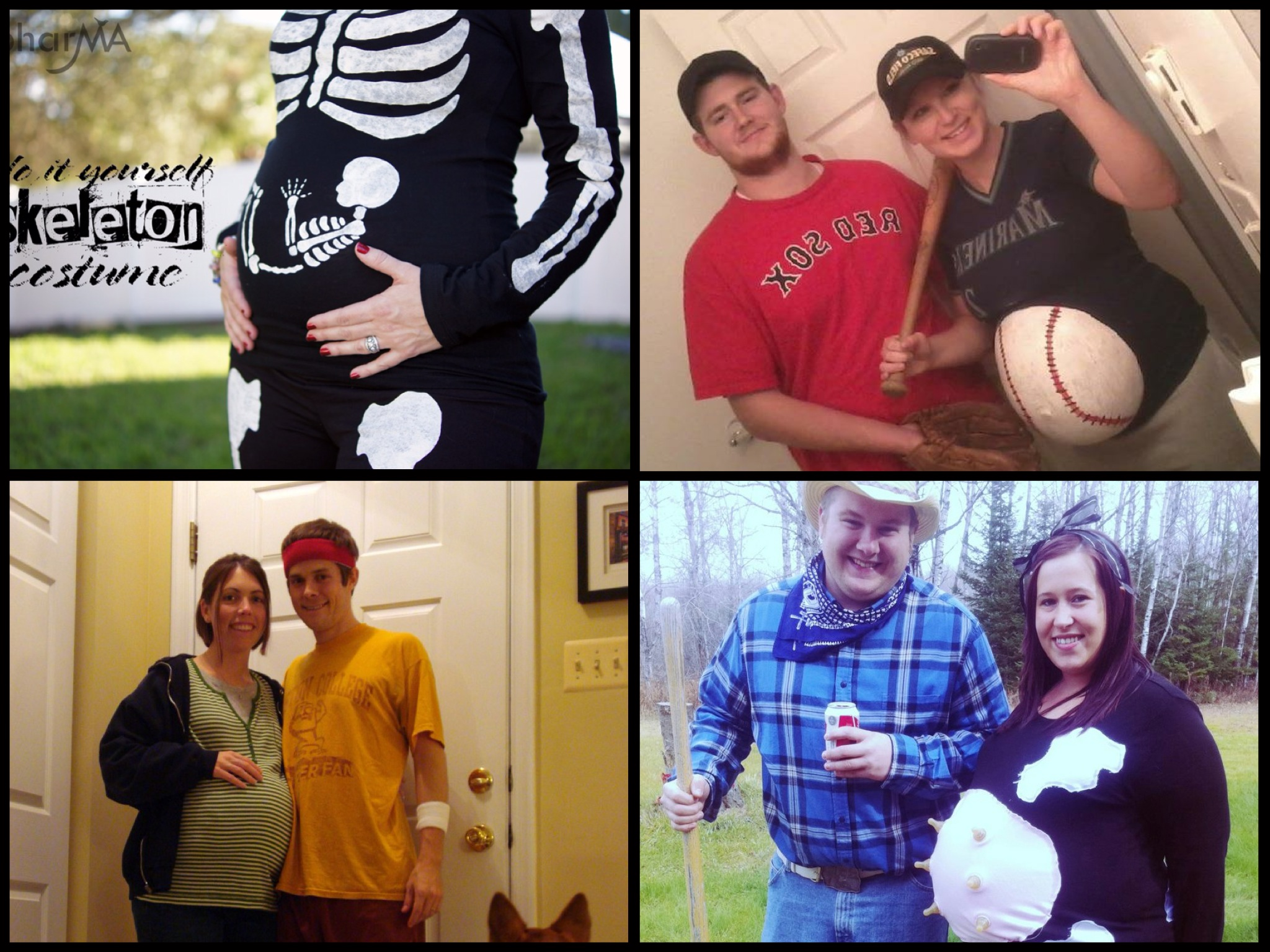 Highlight your baby bump with these fun DIY Halloween costume ideas for pregnant women  sc 1 st  ParentMap : diy funny halloween costumes adults  - Germanpascual.Com