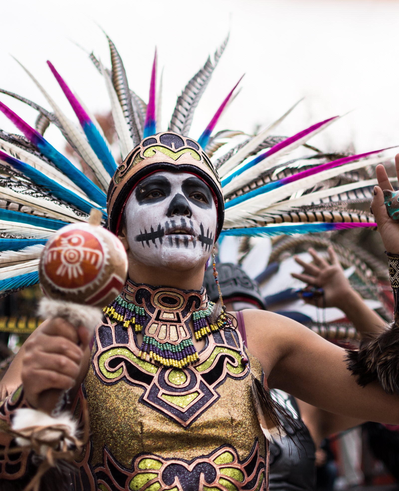 Sugar Skulls and Sand Paintings Day of the Dead for Seattle area