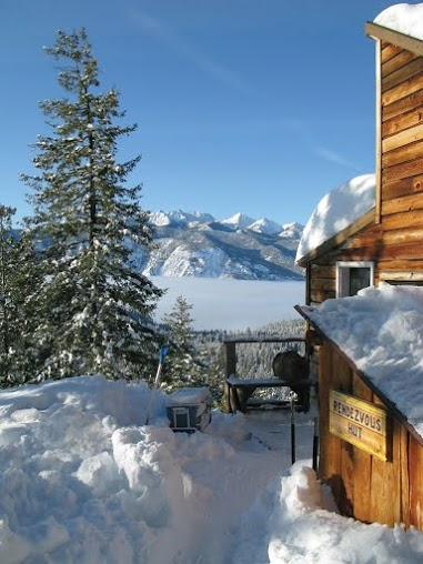 Rendezvous Huts, Methow Valley