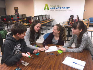 Photo Seattle App Academy  sc 1 st  ParentMap & 9 Sweet Small Camps and Classes in Seattle That Kids Love | ParentMap