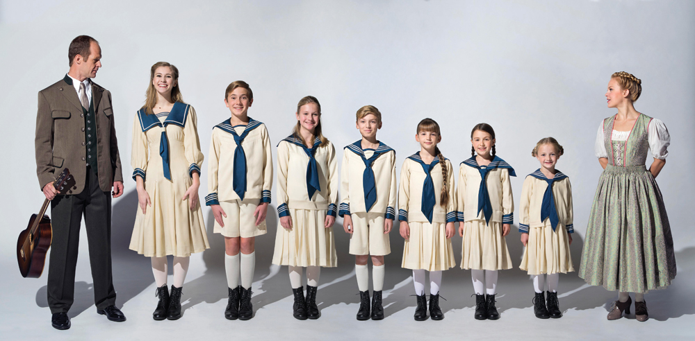 Show and Tell: 'The Sound of Music' at The 5th Avenue