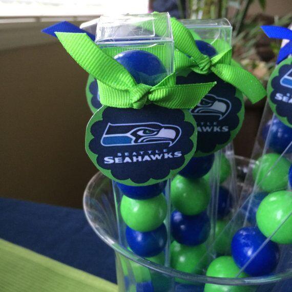 Go Hawks 7 Seahawks Football Birthday Party Ideas