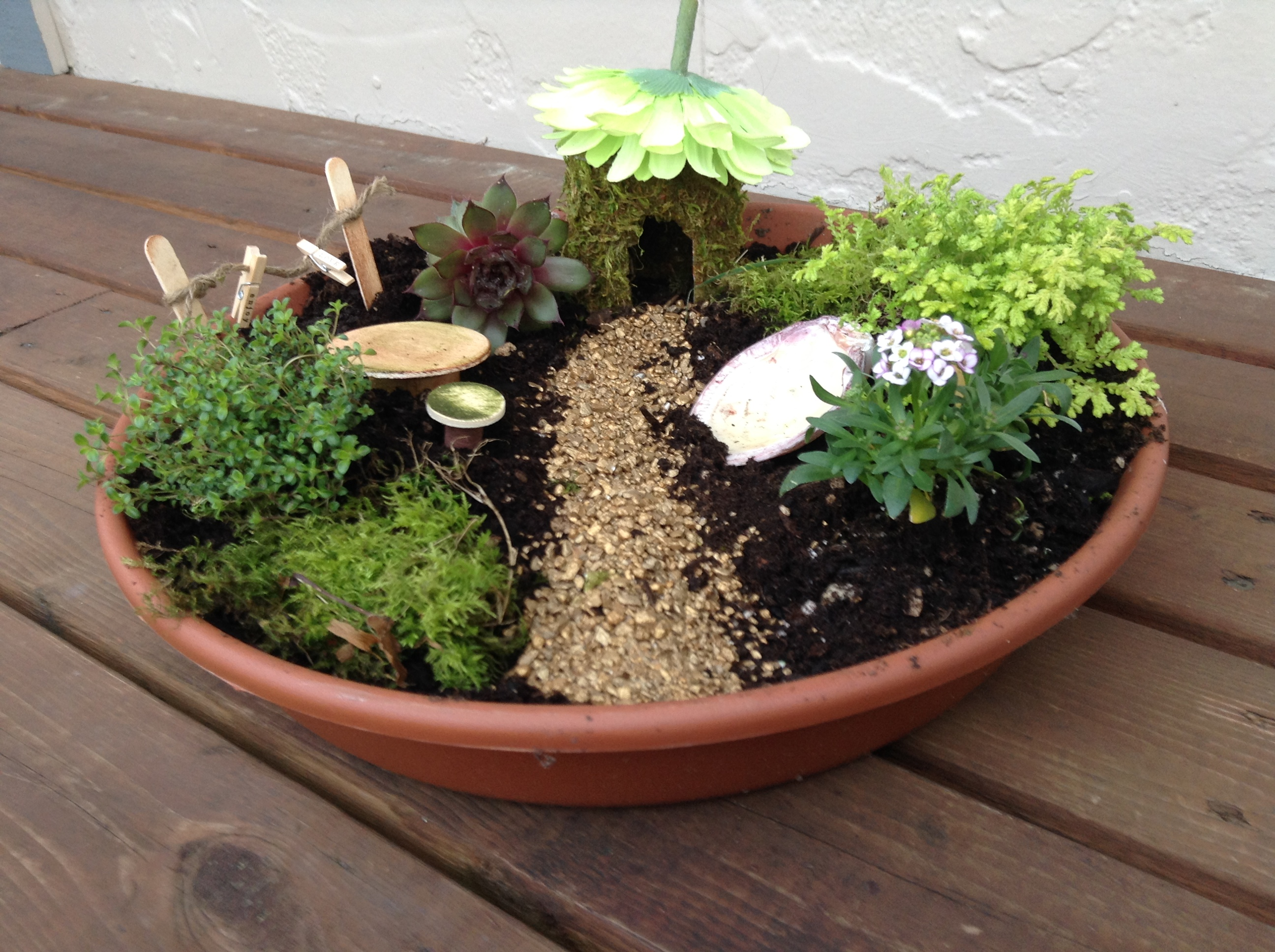 Charmant Photo Credit: Tiffany Doerr Guerzon. Fairy Gardens ...