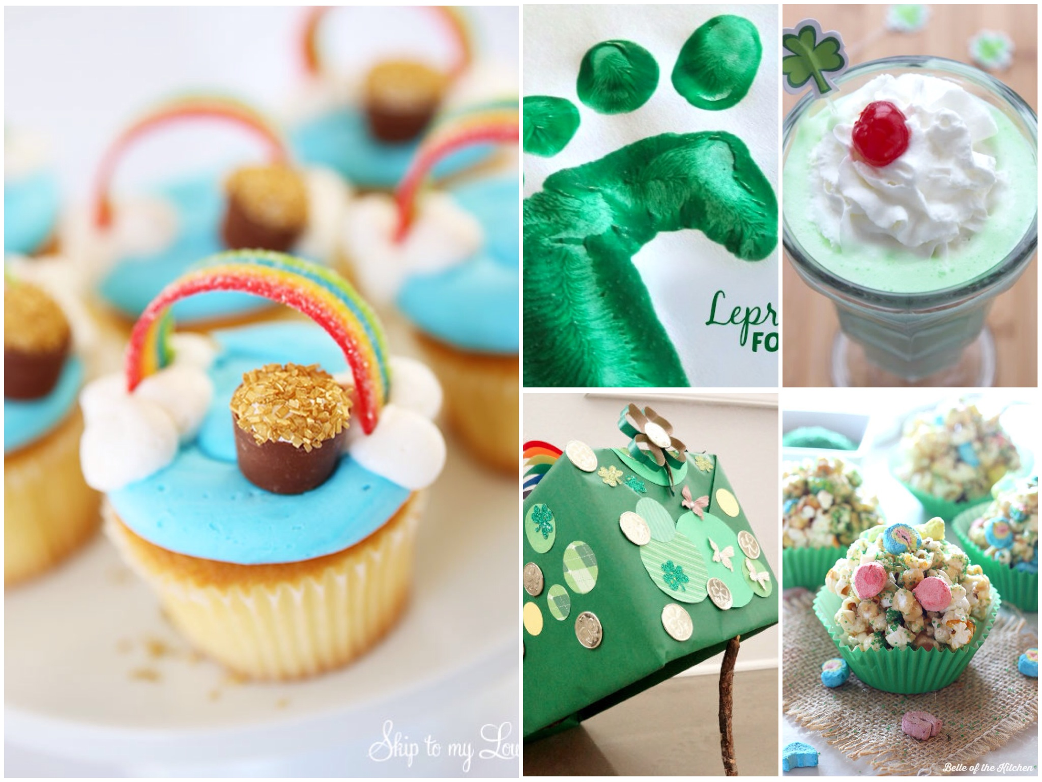 12 leprechaun treats tricks and traps for st patrick u0027s day