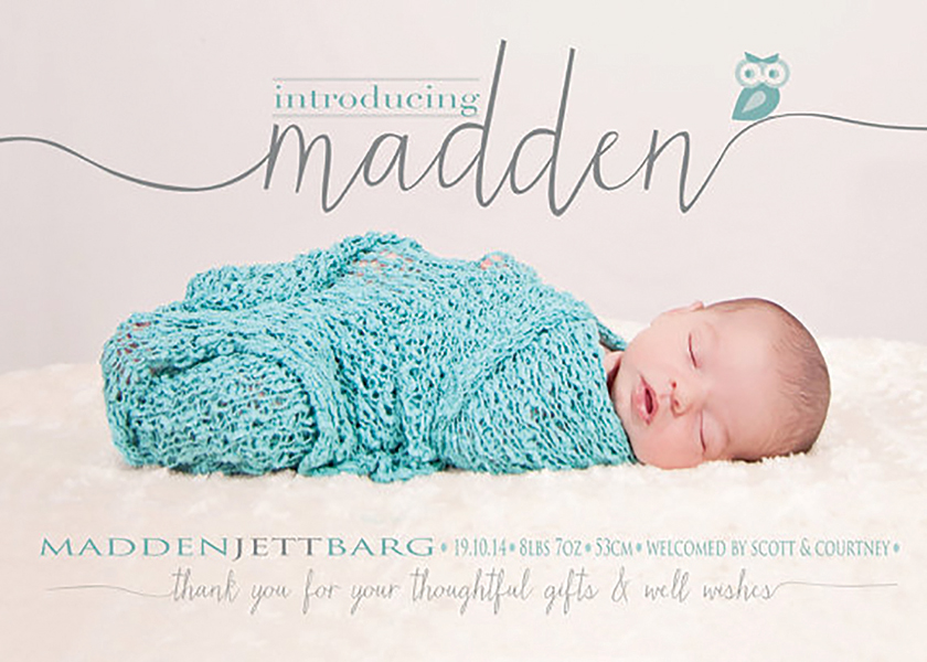 oh  baby  11 adorable ways to welcome your new baby