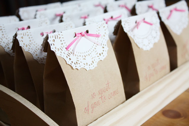 delightful baby shower favors to thank your party guests, Baby shower