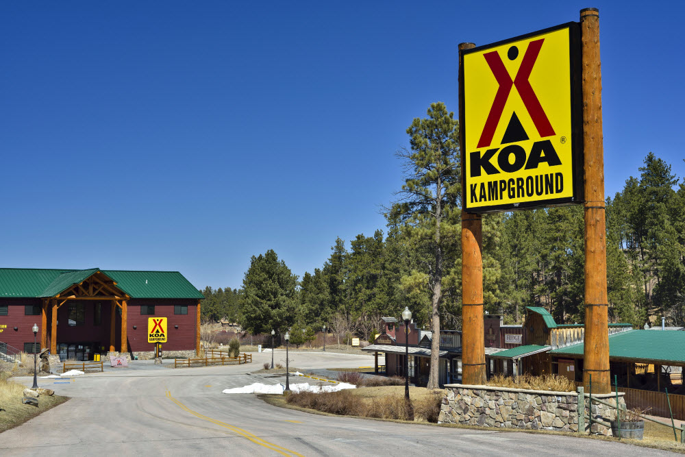 us map of koa campgrounds The 101 On Koa Your New Favorite Camping Experience Parentmap